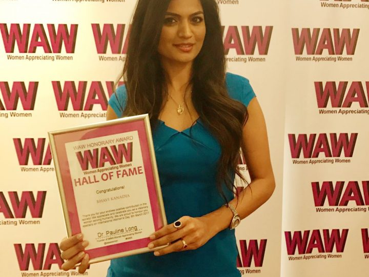 Women Appreciating Women Honorary Award