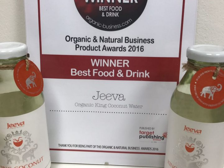Best Food & Drink Award – Organic & Natural Business
