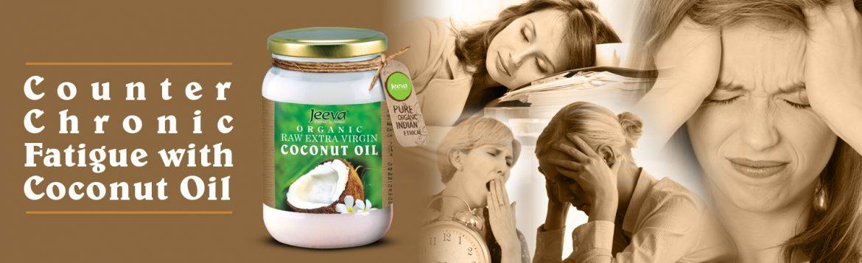 chronic fatigue coconut oil