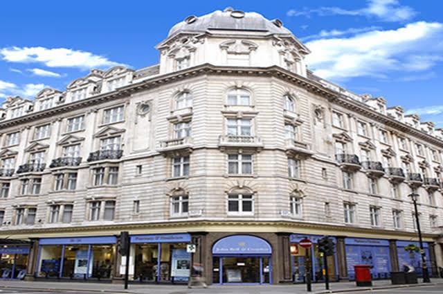 John Bell & Croyden Store